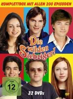 That 70's Show Complete Series 1-8 32 DVD Box Set R2 New & Sealed 200 Episodes!