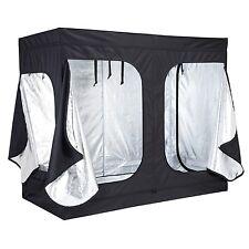 "96""x48""x78"" Grow Tent 100% Reflective Indoor Hydroponic 600D Mylar Non Toxic Hut"