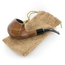 RAW Wooden Pipe - Uncoated wooden pipe. UK Seller