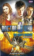 DOCTOR WHO<>THE KING'S DRAGON by UNA McCORMACK<>11th DOCTOR<>paperback book