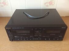 TECHNICS RS-X911 Stereo Double Cassette Tape Deck Dolby NR HI-FI Separates