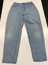 Lee Women's Jeans Vintage Mom High Waist Medium Wash Size 14P Petite (30x31)