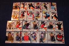 2014 TOPPS U.S. OLYMPICS 26 GOLD SILVER BRONZE MEDAL PARALLEL CARDS (TH716)