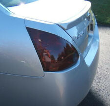 FOR 04-08 MAXIMA TAIL LIGHT PRECUT SMOKE TINT OVERLAYS