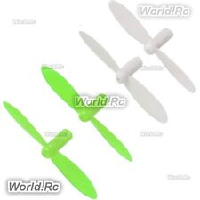 4 Pcs RC Quadcopter Rotor Blades For Q4 Nano V272 H111 CX10 CX11 395 - V272-01GN