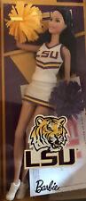 LSU Tigers Cheerleader Barbie Louisiana State University W TOTE BAG + W3519 NIB