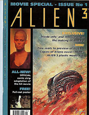 Aliens 3 Movie Special #1 Magazine Dark Horse Comics UK nm/m 1992