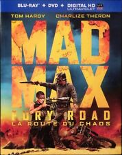 Mad Max: Fury Road - Exclusive with Comic Book [Blu-ray + DVD] New & Sealed!!