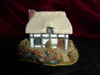 LILLIPUT LANE Riverview Miniature Masterpieces - Handmade in Cumbria