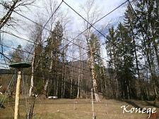 Volierennetz 12m breit, Länge wählbar, # 10,0cm, europ. Fertigung, Geflügelnetz