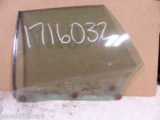 1975 IMPALA CAPRICE BELAIR 4 DOOR LEFT REAR WINDOW GLASS USED OEM LESABRE DELTA