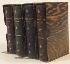Paroissien romain très-complet à l'usage du diocèse de Paris, 4 volumes, 1873