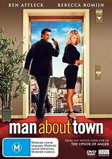Man About Town - Comedy / Drama - Ben Affleck, Rebecca Romijn - NEW DVD
