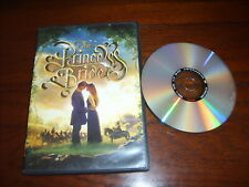 The Princess Bride(Dvd,1987,Ws/Fs) Robin Wright~Cary Elwes~Mandy Patinkin~Fred S
