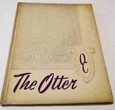 1953 Otter Creek High School Yearbook Terre Haute, In.