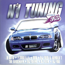 Compilation CD N°1 Tuning - France (M/M)
