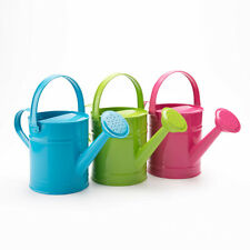 1.5L Garden Iron Watering Cans Yard Sprinkled Kettle Flower Plant Can -Random