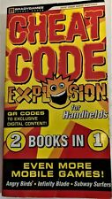 Cheat Code Explosion For Consoles & Handhelds - Two Books in One