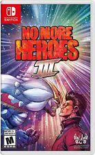 No Más Héroes 3-Nintendo Switch