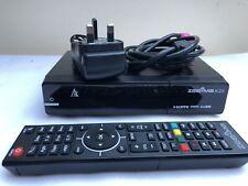 ZGEMMA H.2S ENIGMA IPTV  DVB S2 TWIN TUNER HD SATELLITE RECEIVER