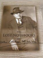 Hilliard The Lost Notebooks of John Northern Hilliard 1st Edition HB DJ Sealed