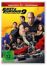 Vin Diesel - Fast & Furious 9 DVD NEU OVP