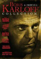 Boris Karloff Collection (6 Movies) [New DVD] 2 Pack