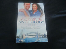 MILLS & BOON LOCAL ALL-STAR ANTHOLOGY 2015 LIKE NEW 4 IN 1