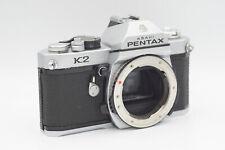 Pentax K2 SLR 35mm Film Camera Analogue Body Only