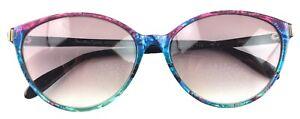 Vintage Jonathan Sceats Cat Eye Eyeglasses Blue Green Pink Model 719 55.17 2267
