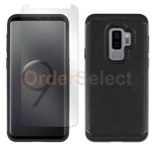 Case Hybrid Shockproof Cover+LCD HD Screen Protector for Samsung Galax