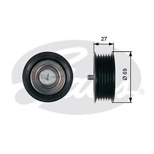 Aux Belt Idler Pulley T36487 Gates Guide Deflection 6512000670 A6512000670 New