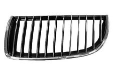BMW SERIE 3 E90 E91 04-08 GRIGLIA ANTERIORE SINISTRA Rene Nero Chrome 51137120009