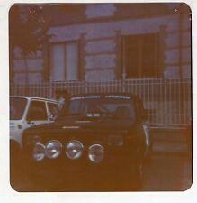 Fotografia Originale - RALLY FIAT 127 SPORT 2