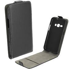 Étuis, housses et coques noirs Pour Samsung Galaxy J1 pour téléphone mobile et assistant personnel (PDA) Samsung