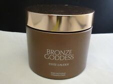 Estee Lauder Bronze Goddess Body Salt Scrub Large Size 15.5 oz BRAND NEW SEALED