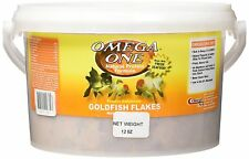 Omega One Goldfish Flakes 12 oz