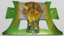 1997 NETBURNERS PRESS PASS CHAUNCEY BILLUPS #NB12 COLORADO BASKETBALL CARD