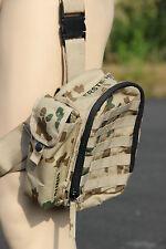 WERO MEDICAL TARNFLECK SAN TASCHE ERSTE HILFE TASCHE BAG TARN CAT GERMAN ARMY BW