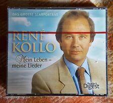 "CD 4er Box-Set > Rene Kollo "" Das große Starporträt "" <"