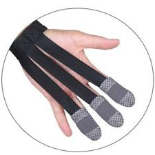 Archery Arrow Glove 2/3 Finger Guard for Recurve Bow Longbow Hunter Protector LC