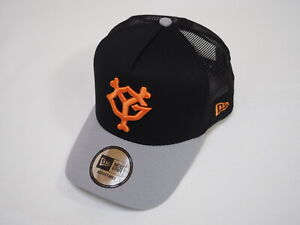 2021 Tokyo Yomiuri Giants Spring Camp Baseball Mesh Cap Hat New Era Adjustable