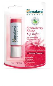 Strawberry Shine Lip Balm Himalaya Strawberry Seed Oil Apricot Kernel Oil 4.5 g