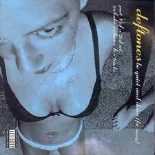 Deftones Be Quiet and Drive (far away): part 2 CD