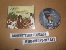 CD Hiphop Nneka - Beautiful (2 Song) MCD  YO MAMA
