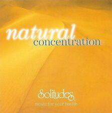 Natural Concentration by Dan Gibson (CD, Jun-2008, Solitudes)