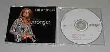 Maxi Single CD Britney Spears - Stronger  4.Tracks 2000   Rar   169