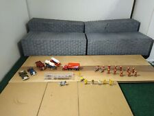 N scale train accessories 35total Piece Used