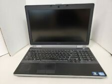 "Dell Latitude E6530 15.6"" i7-3rd Gen. 4GB RAM NO HDD/CADDY/BATTERY! NO BOOT! h"