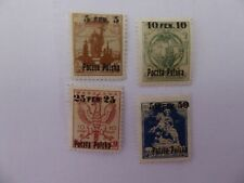Poland 1918 set m/mint